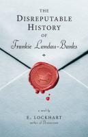 The Disreputable History of Frankie Landau-Banks catalog link