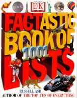 The Factastic Book of 1001 Lists