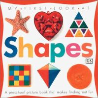 My First Look at Shapes