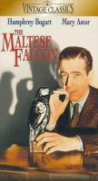 The Maltese Falcon (movie cover)