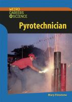 Pyrotechnicians