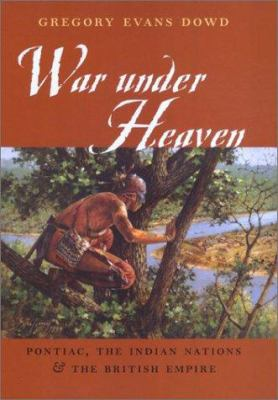 cover of the book War Under Heaven