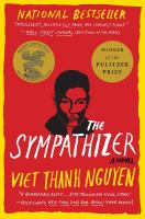 The Sympathizer (book cover)