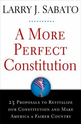 cover of the book A More Perfect Constitution