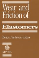 Wear and friction of elastomers [electronic resource]
