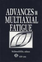 Advances in multiaxial fatigue [electronic resource]