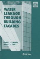 Water leakage through building facades [electronic resource]