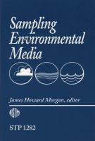Sampling environmental media [electronic resource]