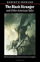 The Black Stranger and Other American Tales