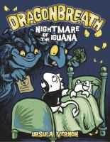 Cover Image of Nightmare of the iguana