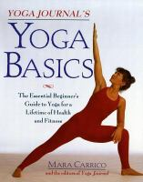 Yoga Journal's Yoga Basics