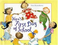 Cover Image of Vera&apos;s First Day of School