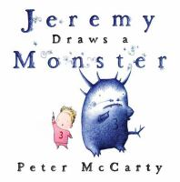 Cover Image of Jeremy Draws a Monster