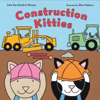 Cover Image of Construction Kitties
