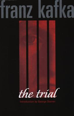 Cover Image for The Trial by Franz Kafka