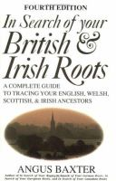 In Search of your British & Irish Roots