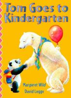 Cover Image of Tom Goes to Kindergarten