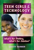 Teen Girls and Technology catalog