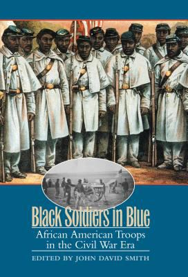 cover of the book Black Soldiers in Blue