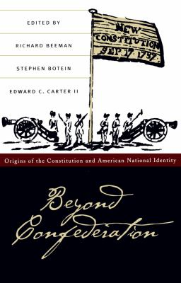 cover of the book Beyond Confederation