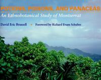 Potions, poisons, and panaceas [electronic resource] : an ethnobotanical study of Montserrat