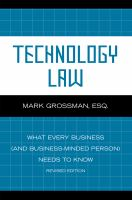 Technology Lew catalog link