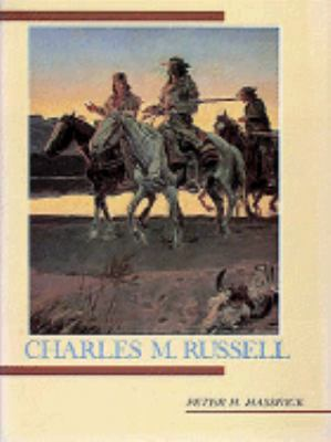 cover of the book Charles M. Russell
