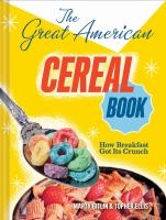 The Great American Cereal Book