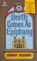 Cover of the book Death comes as epiphany