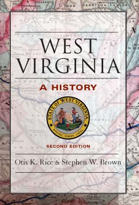 cover of the e-book cover of West Virginia: A History