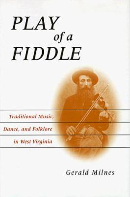 book cover of the book Play of a Fiddle