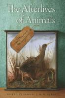 Afterlives of animals : a museum menagerie