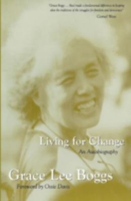 image of book cover of Living for a Change