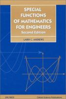Special functions of mathematics for engineers [electronic resource]