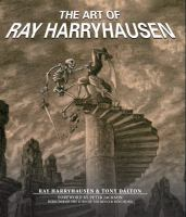 Cover of the book The art of Ray Harryhausen