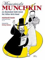 Memories of a Munchkin : an illustrated walk down the yellow brick road