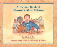 A Picture Book of Thomas Alva Edison
