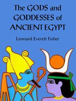 The Gods and Goddesses of Ancient Egypt