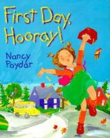 Cover Image of First Day, Hooray&#33;