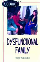 Coping in A Dysfunctional Family