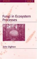 Fungi in ecosystem processes [electronic resource]