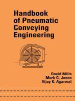 Handbook of pneumatic conveying engineering [electronic resource]