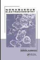 Nonaqueous electrochemistry [electronic resource]
