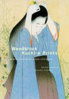 Woodblock kuchi-e prints : reflections of Meiji culture