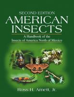 American insects : a handbook of the insects of America north of Mexico