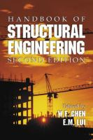 Handbook of structural engineering [electronic resource]