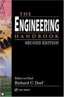 The engineering handbook [electronic resource]