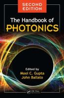 The handbook of photonics [electronic resource]