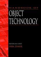 Handbook of object technology [electronic resource]