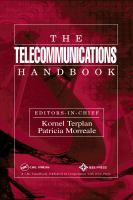 The telecommunications handbook [electronic resource]